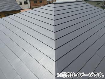 おすすめ屋根カバー工法プラン(1平米あたり)
