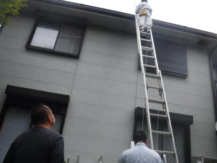 火災保険、鑑定人の立ち合いについて|さむかわ塗装|