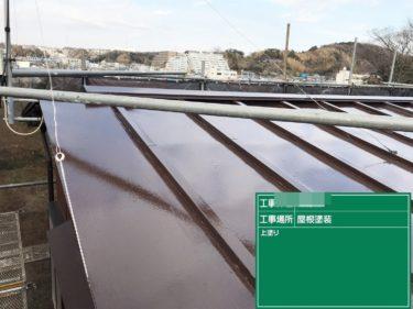 神奈川県 海老名市市Y様邸 屋根塗装工事