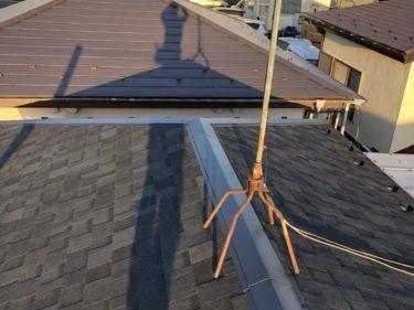 神奈川県大和市 屋根ふきかえ工事