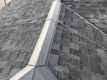 相模原市中央区 屋根カバー工事