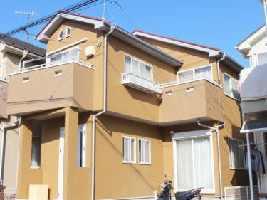 神奈川県平塚市 屋根外壁塗装工事