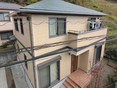 神奈川県厚木市T様邸 屋根・外壁塗装工事