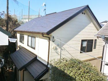 神奈川県横浜市A様邸 屋根・外壁塗装工事