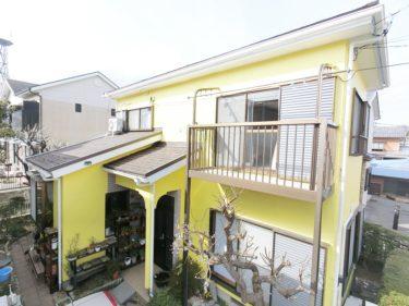 神奈川県厚木市愛名K様邸 屋根カバー・外壁塗装工事