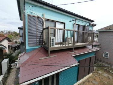 神奈川県高座郡寒川町H様邸 屋根外壁塗装工事