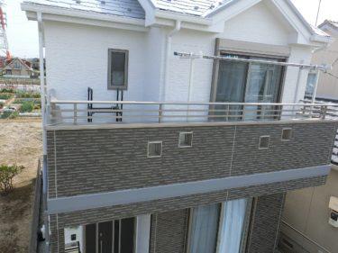神奈川県高座郡寒川町一之宮I様邸 屋根・外壁塗装工事
