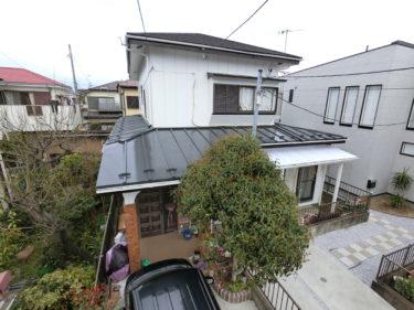 神奈川県高座郡寒川町K様邸 屋根外壁塗装工事