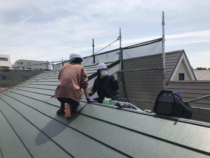 お見積りでの屋根の部位・名称について!【さむかわ塗装】