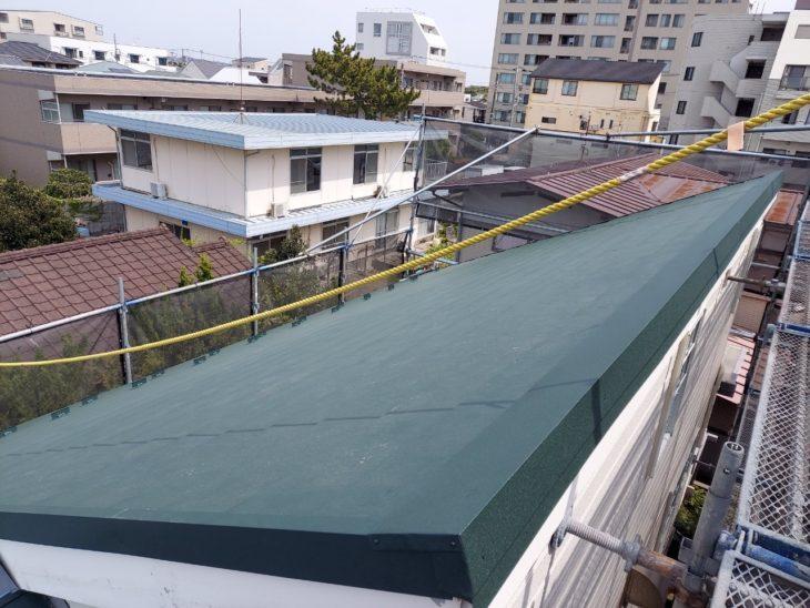 茅ケ崎市東海岸南で外壁と防水をやってきました!!【さむかわ塗装】
