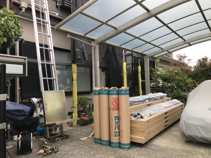 8月より屋根部材が値上がりします