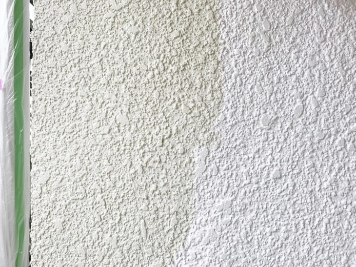 高座郡寒川町大曲で屋根外壁塗装工事の外壁下塗り工程 さむかわ塗装
