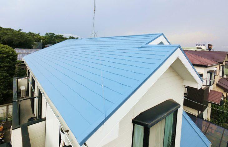 屋根塗装するときに注意が必要な屋根について
