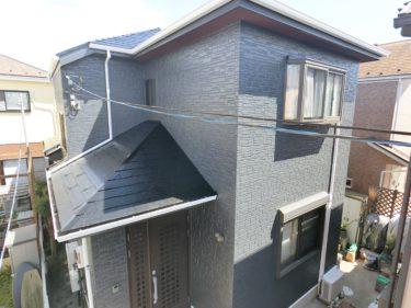 神奈川県高座郡寒川町宮山Y様邸 屋根外壁塗装工事
