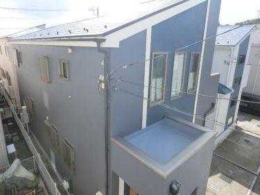 神奈川県高座郡寒川町宮山O様邸 屋根外壁塗装工事