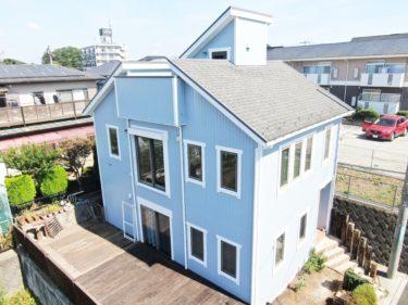 神奈川県海老名市大谷北O様邸 外壁塗装工事